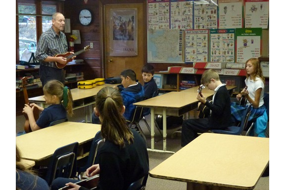Ukulele Lessons After School