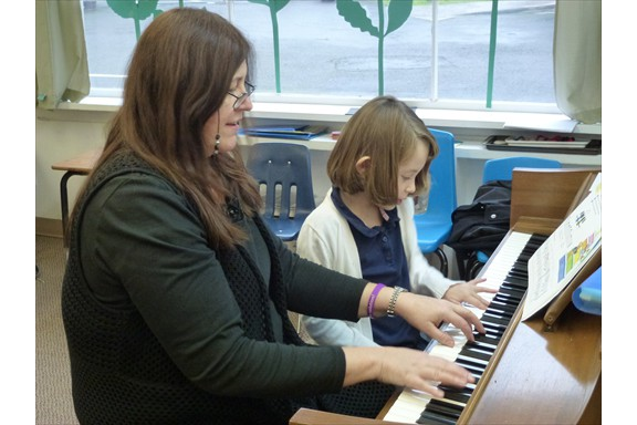 Piano Lessons and Recitals