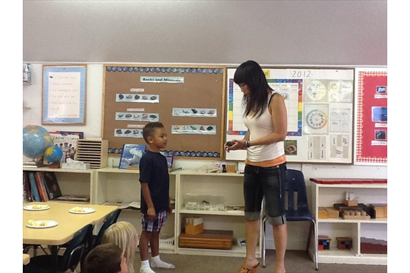 Pre-K and K Summer School